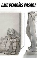 ¿Me dejarías pasar? - Wolvesilver by Kitsune_Takahashi
