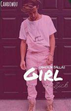 Girl Of Luck || Cameron Dallas by camdiwou