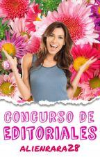 Concurso de Editoriales by alienrara28