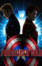 FORBIDDEN WAR [STONY & SPIDEYPOOL] by FedeStylinson