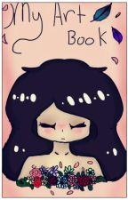 art book by galaxydogmuffin