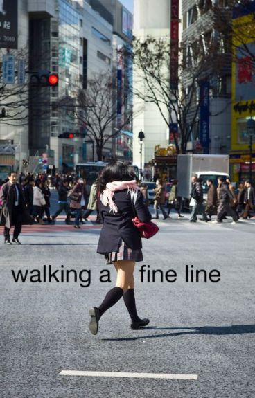 Walking a Fine Line (Call Center Diaries, #3) by mikkieugenio