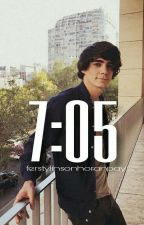 7:05 ➳ J.C ; CD9 by FerStylinsonHoranPay