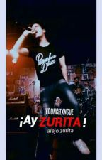 ¡Ay Zurita! »Ale zurita« by yifantxngue