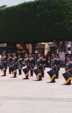 Banda de guerra by DanielaDeSangster
