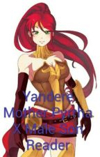 Yandere Mother Pyrrha X Male Son Reader by Boogiethehedgehog