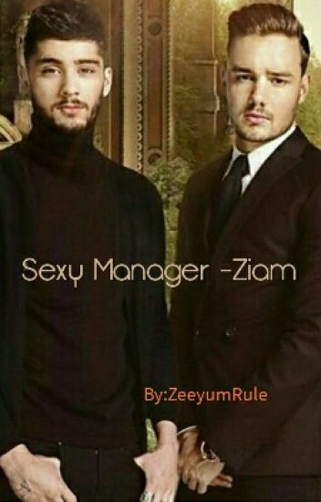 Sexy Manager -ziam