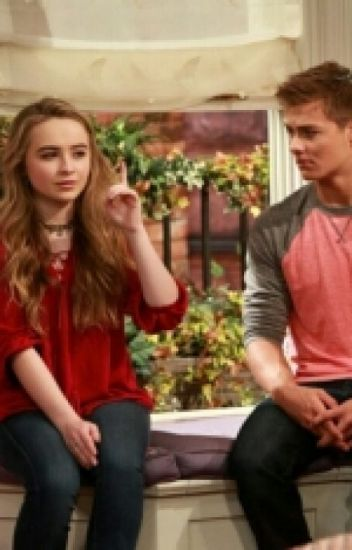 KELSEY: Are riley and lucas hookup in real life