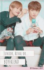 Junior, Rival or Boyfriend? ✔ [PRIVATE] by Kiemaw