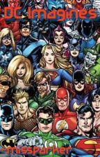 DC imagines  by -missparker