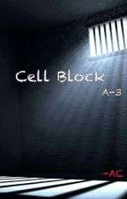 Cell Block A-3 [On hold] by aclam1991