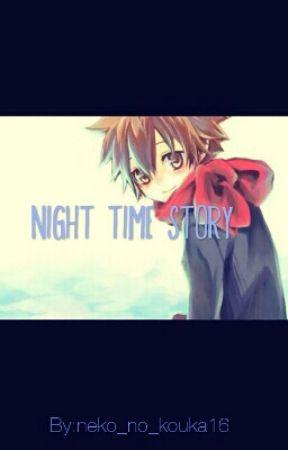 Night Time Story - KHR by Kawaiineko1608