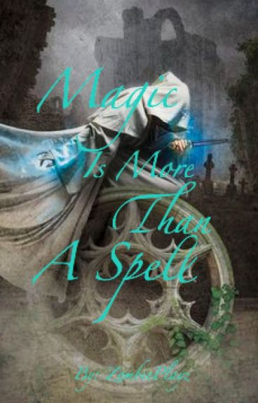 Magic Is More Than A Spell (Minicat)