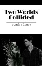 Two Worlds Collided -》Jacob Black by Candycane3419