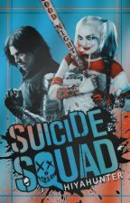 {re-writing} suicide squad ☆ bucky barnes by hiyahunter
