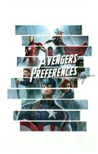 Avengers Preference & Imagines  by haunteddorito