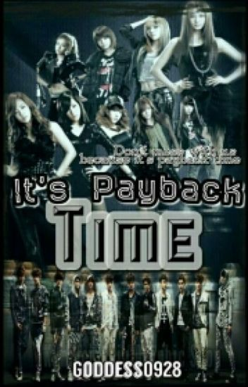 It's Pay Back Time (ExoShidae FF)