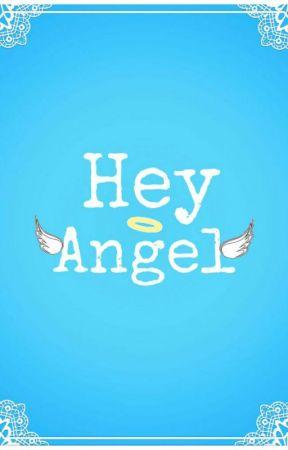 Hey Angel by harrydesordeiro