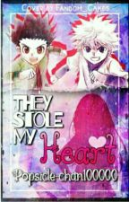 They Stole My Heart(Killua X Reader X Gon) by Popsicle-chan100000
