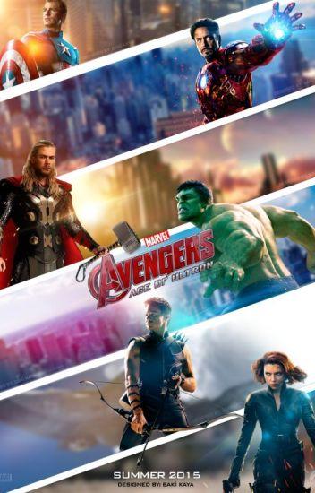 Avengers preferences (pt 2)