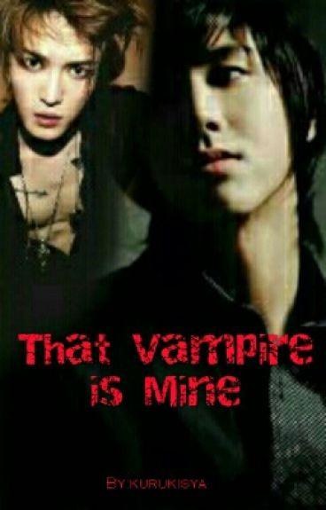 That Vampire Is Mine