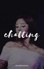 chatting; kmg × zjq by gebetanmu