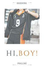 Hi, Boy! || KageHina by Pralline