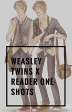 Weasley Twins X Reader One-Shots And Imagines by Cloud_Of_Rain