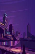 Purple by iPsychoShip