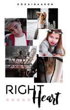 Right Heart || PAUSADA by cocainaaron