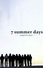 7 SUMMER DAYS (EXO) by YJungleFish