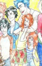 Harry Potter// The Next Generation  by zzSlytherinGirlzz