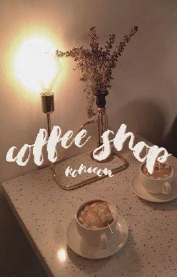 coffee shop; namjin & yoonmin