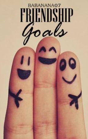 Friendship Goals by BABAnana07