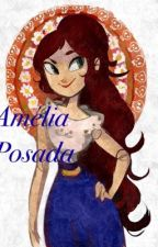 The Book of life Amelia Posada  by Pam781
