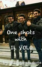 One Shots with Il Volo  by ilvolooneshots