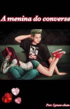 A menina do converse by LadyMoster