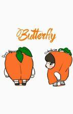 Butterfly [jikook] by TiaDaMerenda
