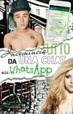 Incomincia tutto da una chat su whatsapp //JB-AL\\ by LaMoglieDiBieber