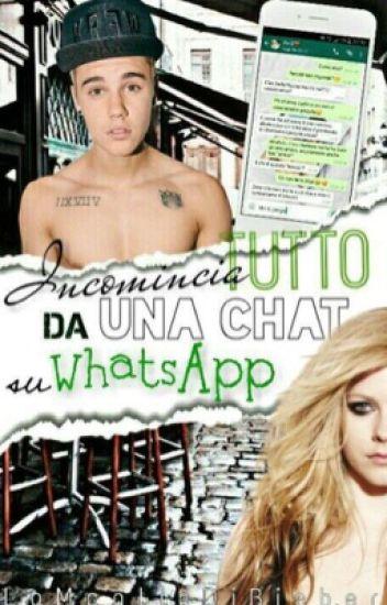 Incomincia tutto da una chat su whatsapp //JB-AL\\
