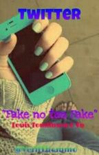 "Twitter ""Fake No Tan Fake""-LT &_____ by VeriiThommo"