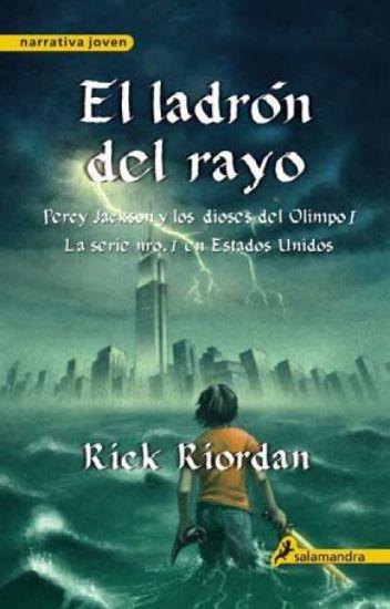 Leyendo Percy Jackson I