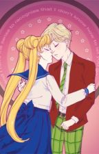 Haruka x Usagi- Tears like Rain in Storm  by infoxrival