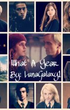 What a year! (Dramione,Blinny,Theuna) by LunaGalaxy1