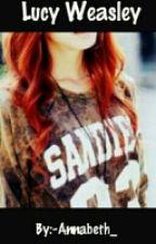 Lucy Weasley by -Annabeth_