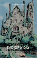End Of A Day  ✧Hunhan by shinloveschae