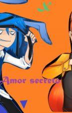 Amor secreto N.bonnie X N.Foxy#FNAFHS by Yamisanchankun