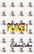 Puke//Muke•Cashton by CalumsCakes