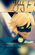 Chat Noir/ Adrien X Reader ^Melody For You^ by Theanimefan101