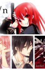 The Akuma Urufu Clan and the Demon Ninja of Hell by Jaime-chan